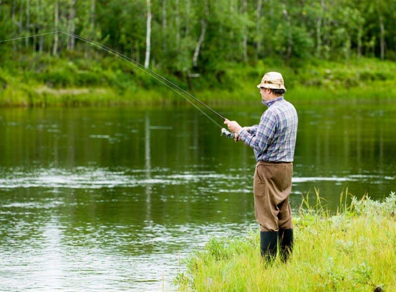обнора рыбалка